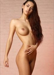 Great body of naked girl