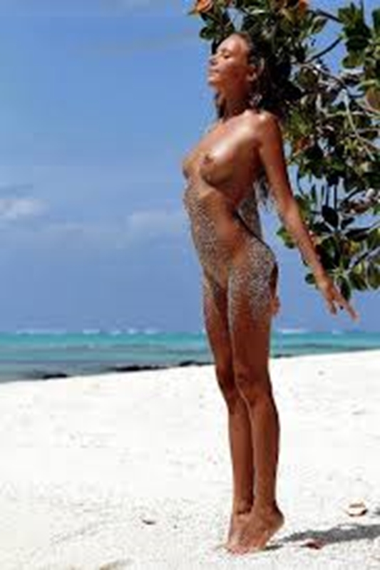 nude carribean girl pic