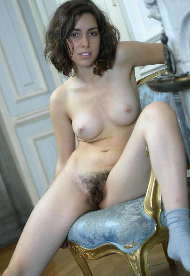hairy-nudist-girl