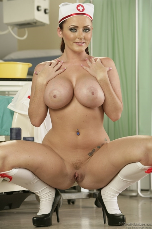 Share Busty skinny topless nurse with