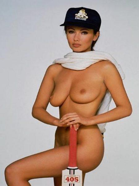You Naked hot girls baseball