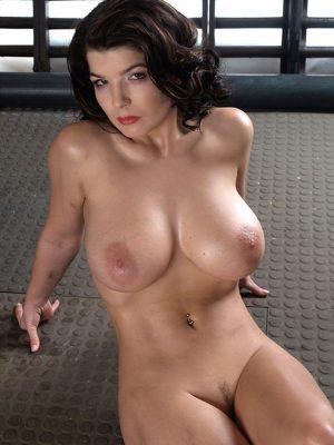 Big boobs horny girl