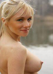 Busty naked Nataly
