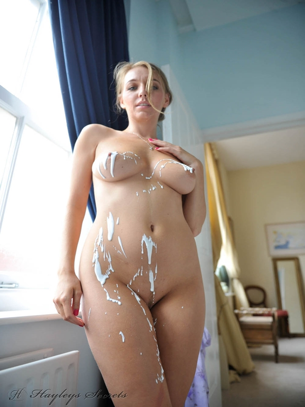 Nude girl lotion — photo 2
