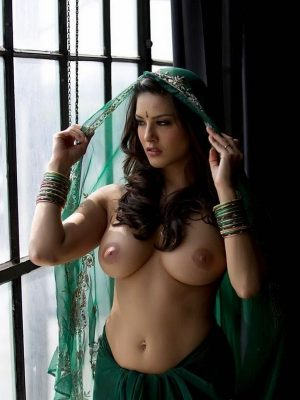 Indian topless girl