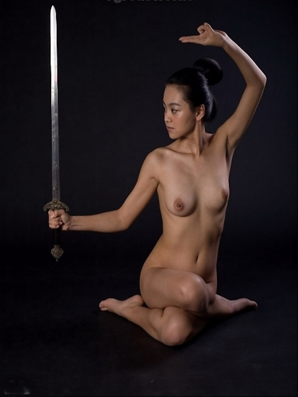 Consider, that Asian naked martial arts understand you