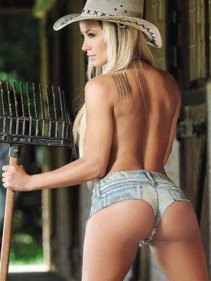Sexy naked ass